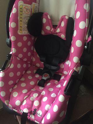 Minnie mouse infant car seat for Sale in Lexington, KY
