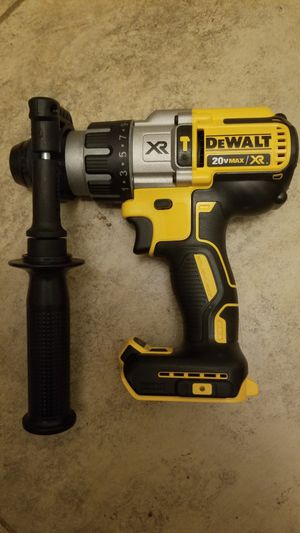 New Dewalt 20-Volt MAX XR Lithium-Ion 1/2 in. Hammer Drill (DCD996) for Sale in Hemet, CA