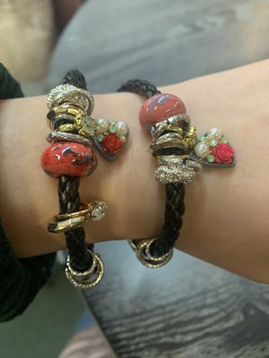 Cute daily bracelet (5 colors) for Sale in Merced, CA