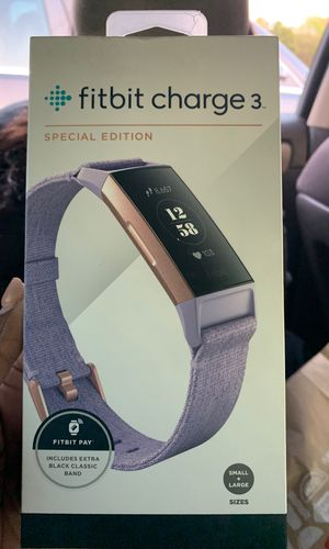 Fitbit charge 3 for Sale in Humble, TX