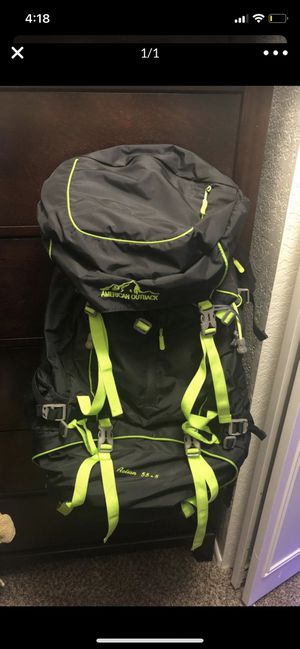 American Outback Backpack for Sale in Tempe, AZ