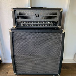 Carvin V3 Half stack (F*ck a Triple Rectifier...yeah I said It) for Sale in Oceanside, CA