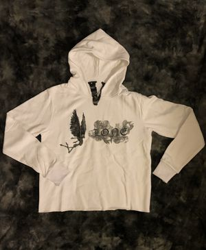 Vlone x Palms Angles White & Black Hoodie for Sale in Washington, DC