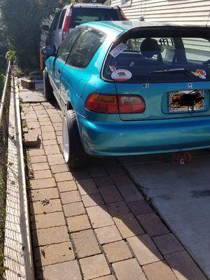 honda civic hatchback 92 for Sale in Silver Spring, MD