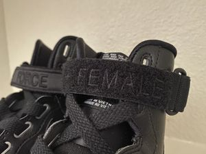 "Nike Air Force 1 High ""Triple Black "" size 9 1/2 for Sale in Pflugerville, TX"