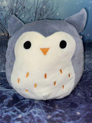 "Kellytoy Squishmallow Hoot the Gray Owl 10"" plush for Sale in Bellflower, CA"