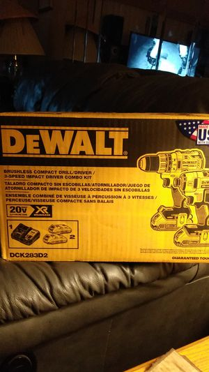 DeWalt 20 volt combo for Sale in Fontana, CA