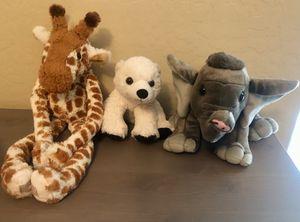 Plush Zoo Animals for Sale in Gilbert, AZ