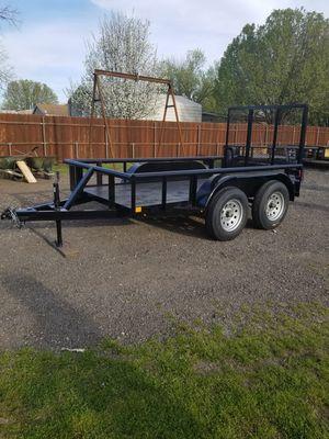 Trailer 5x10 Pipetop Doble Axle (Traila) for Sale in Dallas, TX