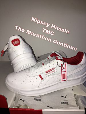 Puma x TMC nipsey Hussle | Size 9 for Sale in New Haven, CT