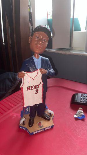 Dwyane Wade draft bobble head 2003 for Sale in Cutler Bay, FL