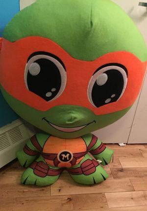 Ninja Turtles Plush Stuffed animal for Sale in New York, NY