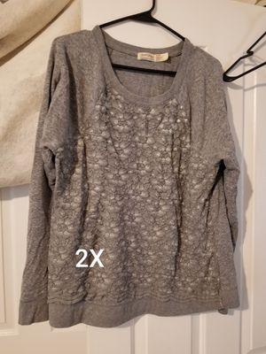 2x sweatshirt for Sale in Murfreesboro, TN