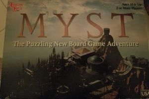 Myst Board Game for Sale in Austin, TX