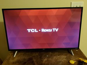 "TCL Roku TV (40"") for Sale in Austin, TX"