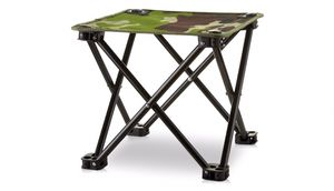 """Brand New In Box 12""""x12""""x11.5""""(Green Camouflage) Folding Camping Stool, Mini Folding Stool Portable, Mini Portable Chair for Beach, Picnic Party, Cam for Sale in Hayward, CA"""