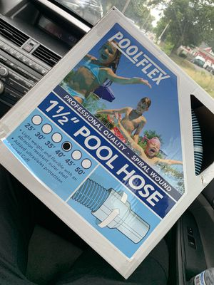 """40"""" Pool hose 11/2"""" for Sale in Boston, MA"""