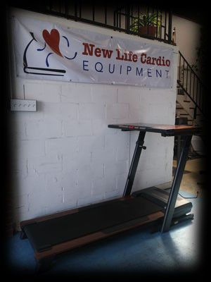 Looking to work out? Check out our N o r d i c T r a c k NordicTrack X32i incline trainer treadmill for Sale in Los Angeles, CA