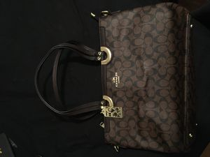 Coach purse with clutch for Sale in Tampa, FL