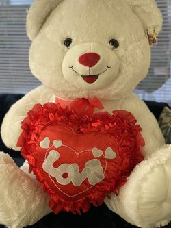 Teddy Bear For Valentine's Day for Sale in Milpitas,  CA