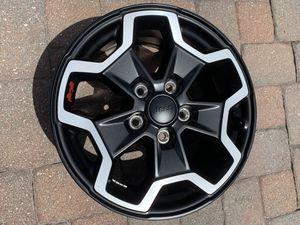 Jeep Gladiator Rubicon premium wheel for Sale in PT ORANGE, FL