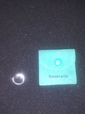 TIFFANY CO ETERNAL CIRCLE PENDANT 925 for Sale in Honolulu, HI