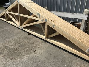 30' Truss lumber building materials for Sale in Delaware, OH