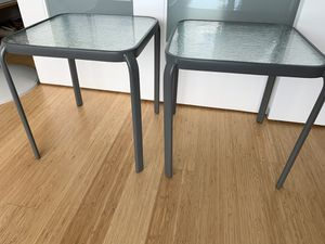 End tables(set of 2) for Sale in Newark, NJ