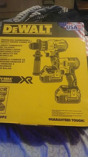 Dewalt impact drill hammer combo for Sale in Springfield, OR