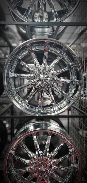 """22"""" Borghini Rim & Tire Package! $0 Down for Sale in Sterling Heights, MI"""