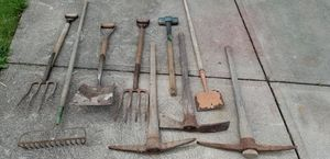 Landscaping tools 9 tool bundle for Sale in Cleveland, OH