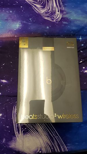 Beats stuido3 wireless for Sale in Columbus, OH