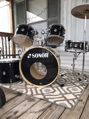 Acoustic drum kit for Sale in Gallatin, TN