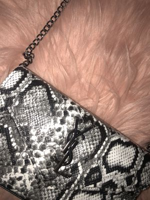 Snake Design YSL bag for Sale in Las Vegas, NV