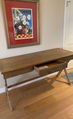 Desk, Campaign style from World Market for Sale in La Costa, CA