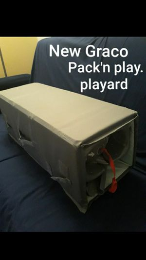 New Graco Pack'n play playard for Sale in San Jose, CA