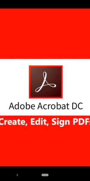 Physical Acrobat Pro DC 2019/2020 Copy for Sale in Fontana, CA