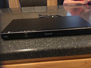 Panasonic Blue-Ray Disc Player Model No DMP-BD871 Never Used. With remote. for Sale in Pasco, WA
