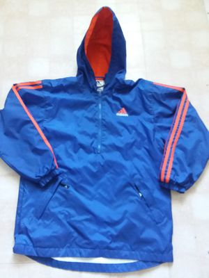 Adidas Waterproof Rain Jacket Size M Unisex. for Sale in Hyattsville, MD