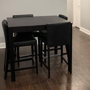 High Top Dining Set (5 Piece) for Sale in Baltimore, MD