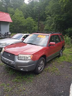 1007 Subaru Forester LL Bean Edition for Sale in Ashland,  PA
