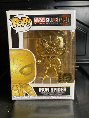Iron Spider Funko Pop for Sale in Rosemead, CA