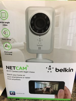 Belkin NetCam for Sale in Detroit, MI