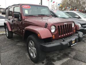 jeep wrangler sahara for Sale in South Salt Lake, UT