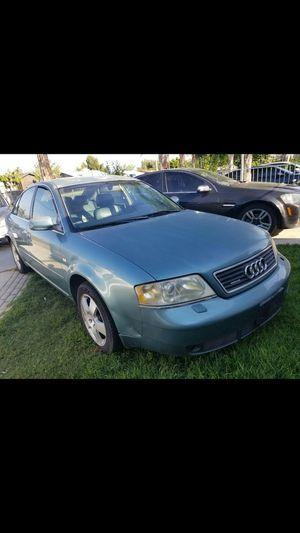 Audi A6 2.7T please read description! for Sale in Riverside, CA
