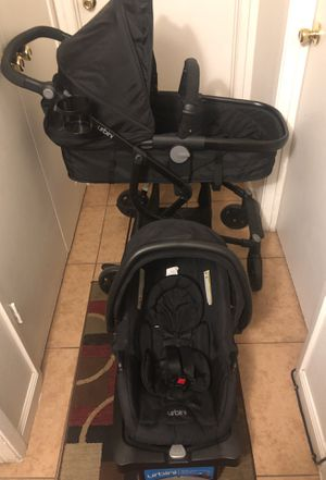 Urbini Stroller and Car Seat Set for Sale in Fresno, CA