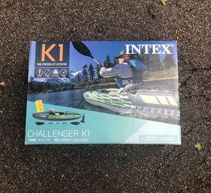 Challenger K1 Kayak for Sale in Prairie View, IL