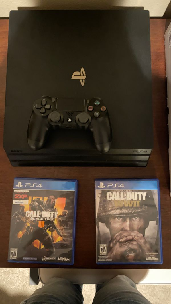 PS4 pro( will deliver)