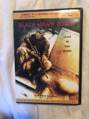 Black Hawk Down for Sale in North Haven, CT