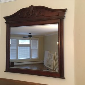 American Style Antique Mirror for Sale in Chicago, IL